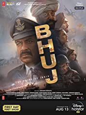 Bhuj: The Pride of India (2021) poster