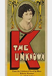 K - The Unknown Poster