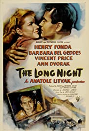 The Long Night(1947) Poster - Movie Forum, Cast, Reviews