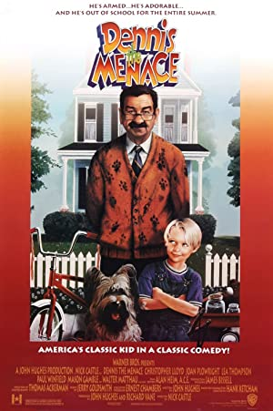 Dennis the Menace (1993) (Hindi) Download on Vidmate