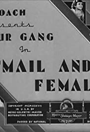 Mail and Female Poster