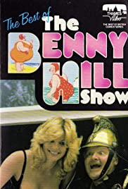 Benny Hill's Video Revue Poster