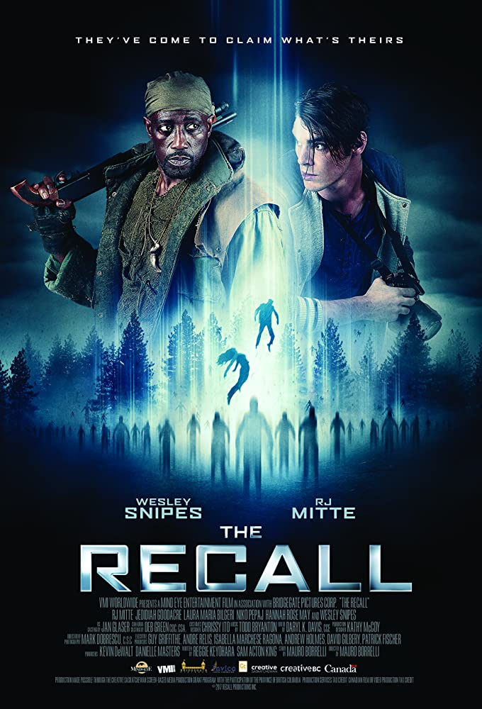 The Recall (2017) Subtitle Indonesia