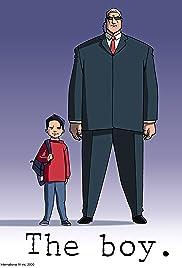 Xeno Boy Poster
