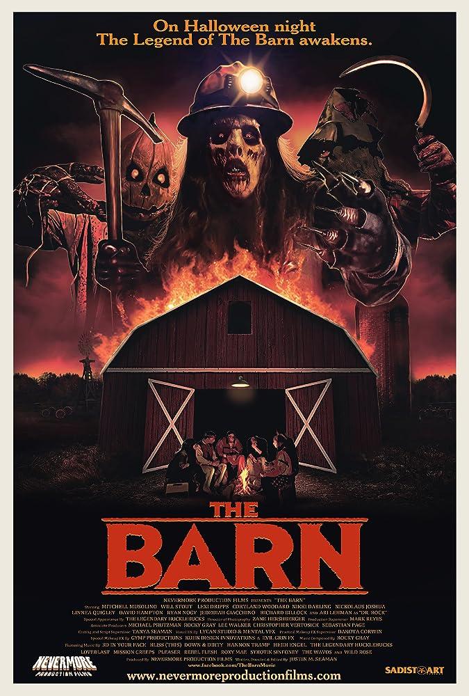 The Barn 2016 DVDRip x264 200MB
