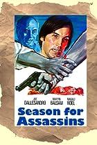 Season for Assassins (1975) Poster