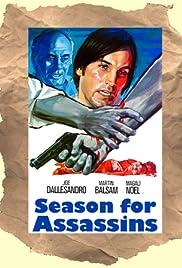 Season for Assassins Poster