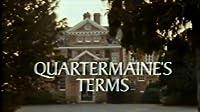 Quartermaine's Terms