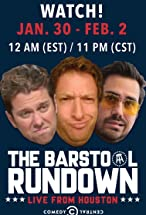 Primary image for The Barstool Rundown: Live from Houston