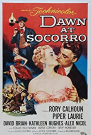 Dawn at Socorro Poster