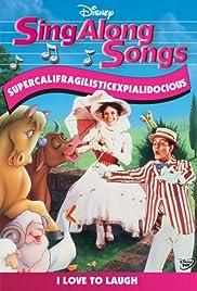 Disney Sing-Along-Songs: Supercalifragilisticexpialidocious Poster