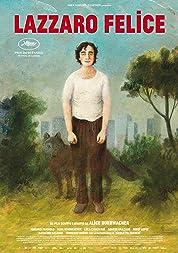 Happy as Lazzaro (2018) poster