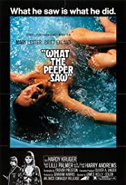 What the Peeper Saw Poster