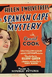 The Spanish Cape Mystery (1935) Poster - Movie Forum, Cast, Reviews