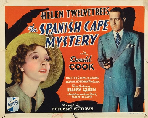 image The Spanish Cape Mystery Watch Full Movie Free Online