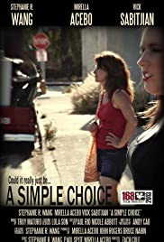 A Simple Choice Poster