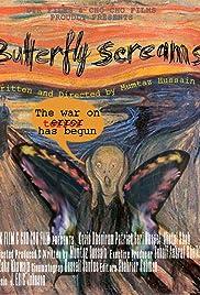 Butterfly Screams Poster