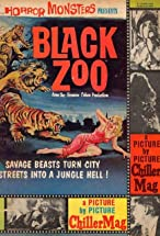 Primary image for Black Zoo