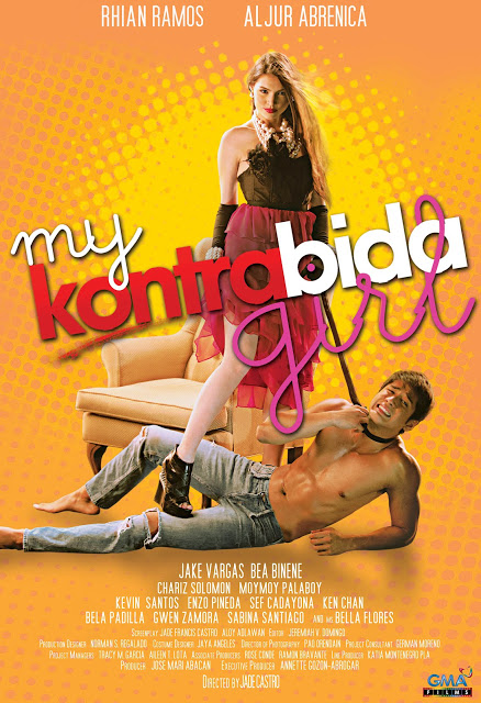My Kontrabida Girl (2012)
