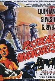Pistolas invencibles Poster