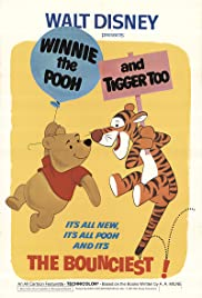 Winnie the Pooh and Tigger Too(1974) Poster - Movie Forum, Cast, Reviews