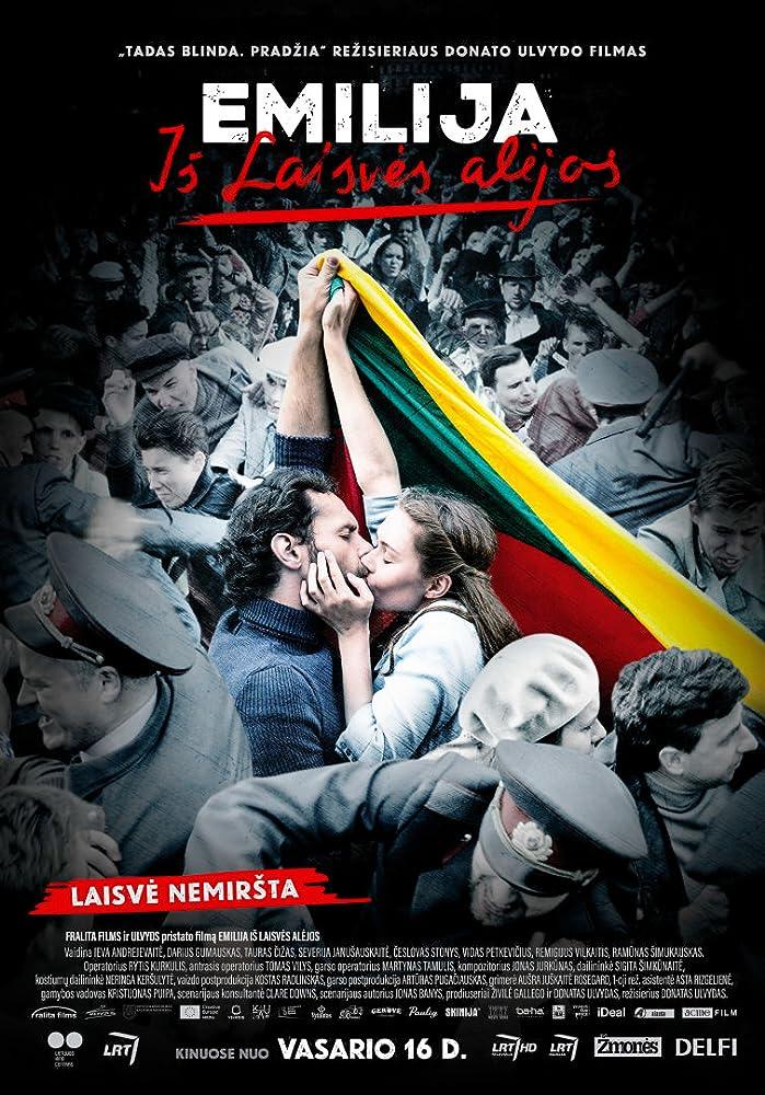 Emilija film poster