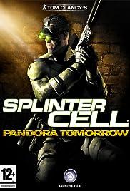 Splinter Cell: Pandora Tomorrow Poster