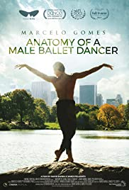 Anatomy of a Male Ballet Dancer Poster