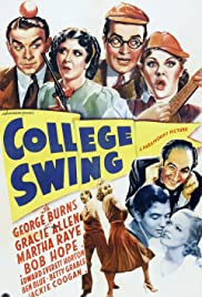 College Swing (1938) Poster - Movie Forum, Cast, Reviews