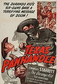 Texas Panhandle Poster