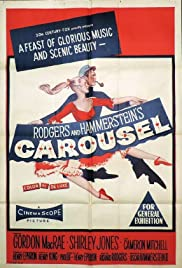 Carousel (1956) Poster - Movie Forum, Cast, Reviews