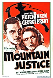 Mountain Justice Poster
