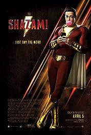 Shazam! poster