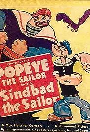 Popeye the Sailor Meets Sindbad the Sailor Poster