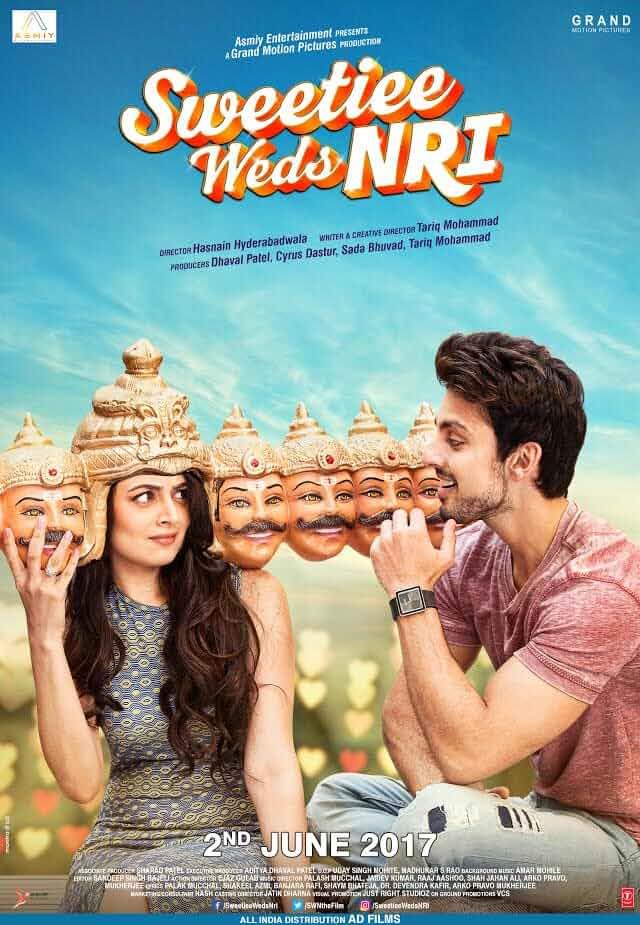 Sweetiee Weds NRI 2017 Hindi 480p HDRip full movie watch online freee download at movies365.org