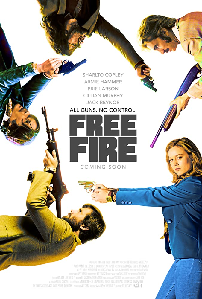 Free Fire 2016 720p HEVC WEB-DL x265 400MB