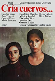 Cria Cuervos (1976) Poster - Movie Forum, Cast, Reviews
