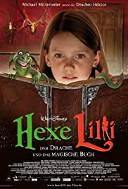 Hexe Lilli: Der Drache und das magische Buch(2009) Poster - Movie Forum, Cast, Reviews
