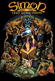 Simon the Sorcerer(1993) Poster - Movie Forum, Cast, Reviews