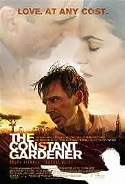 The Constant Gardener film poster