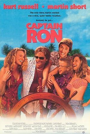 Captain Ron poster