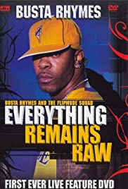 Busta Rhymes: Everything Remains Raw Poster