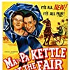Percy Kilbride and Marjorie Main in Ma and Pa Kettle at the Fair (1952)