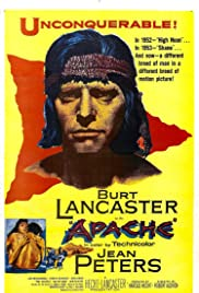 Apache (1954) Poster - Movie Forum, Cast, Reviews