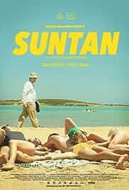 Suntan film poster