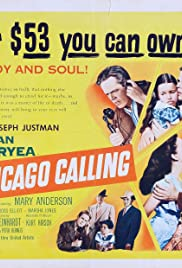 Chicago Calling Poster