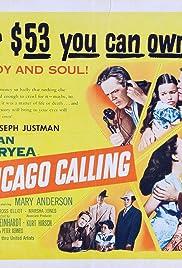 Chicago Calling(1951) Poster - Movie Forum, Cast, Reviews