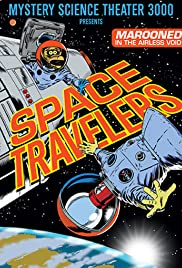 Space Travellers Poster