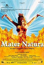 Mater natura Poster