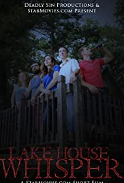 Lake House Whisper Poster